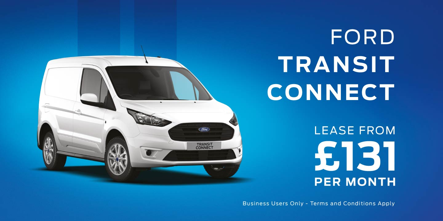 Ford Transit Connect Leasing Offer