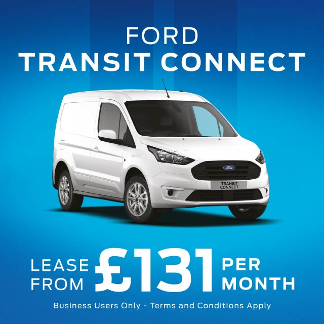 Ford Transit Connect Leasing Offers
