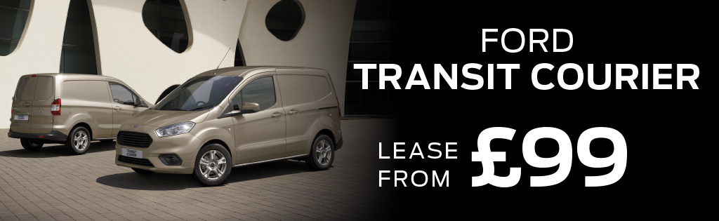 Ford Transit Courier Leasing Deals
