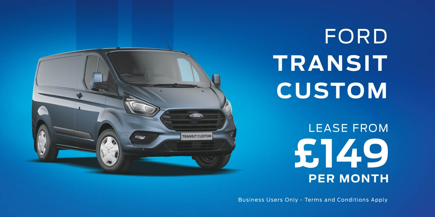 Ford Transit Custom Trend Lease