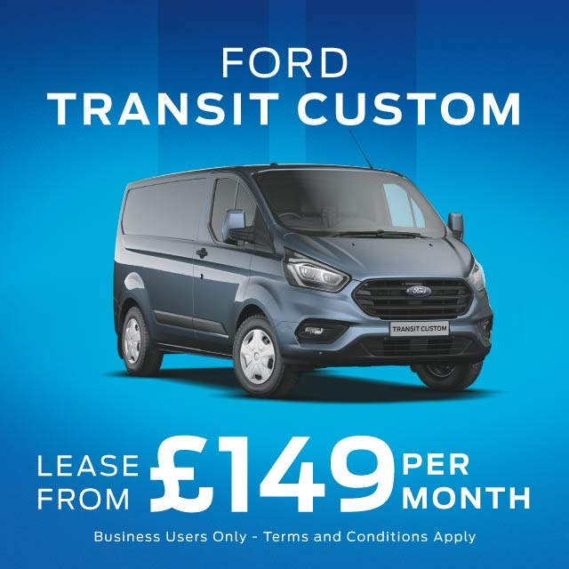 Ford Transit Custom 280 Trend Lease
