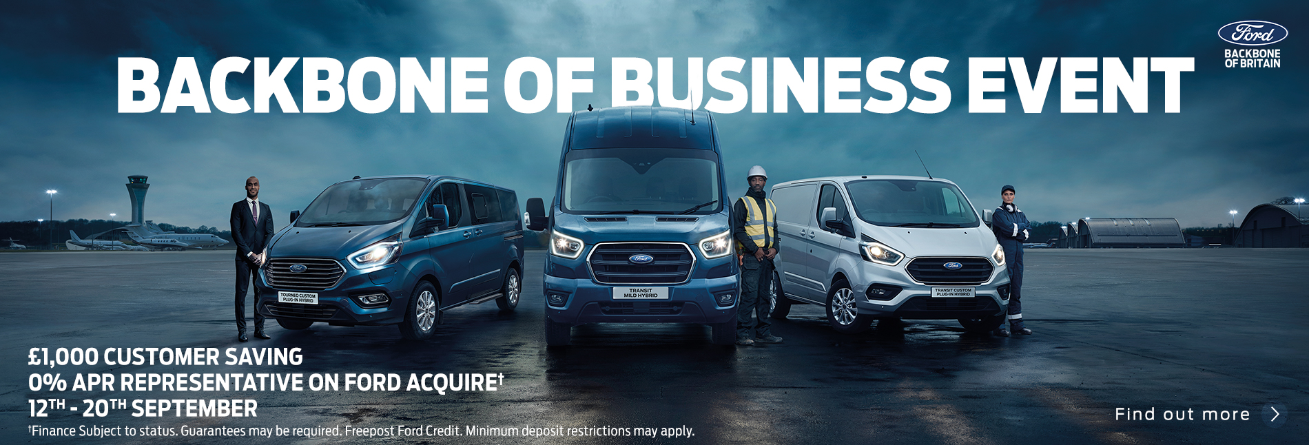 Ford Backbone of Business Event 2020