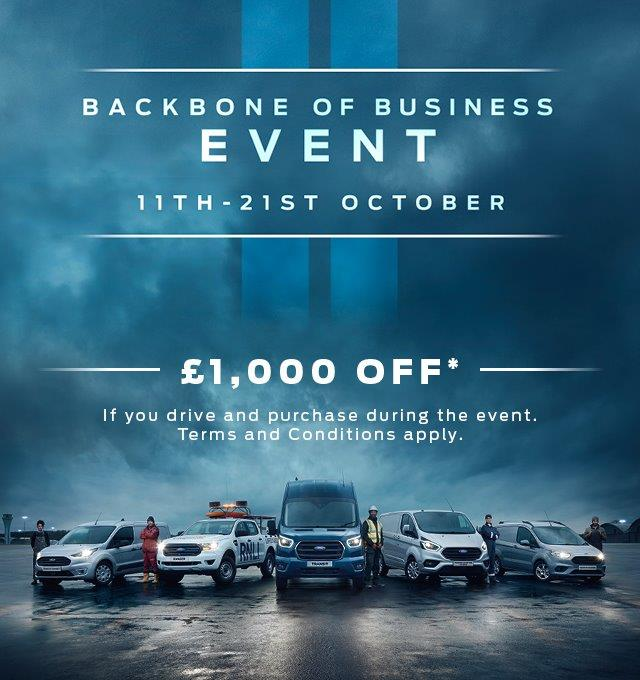 Ford Backbone of Business Event - Doncaster