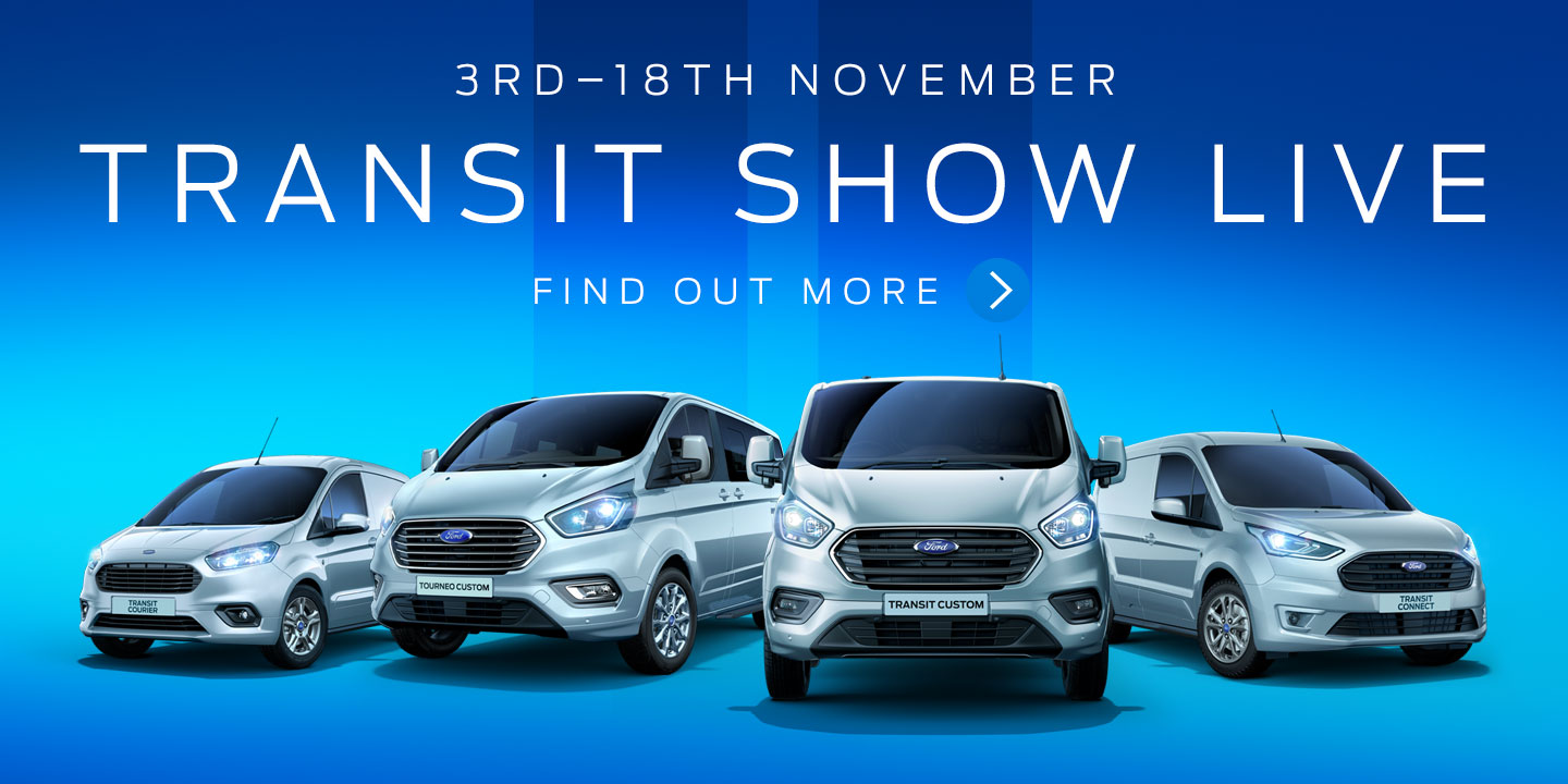 Transit Show Live Event 2018 3rd to 18th November