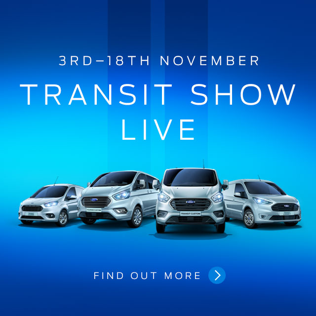 Ford Transit Show Live 2018