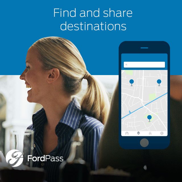 Download FordPass App