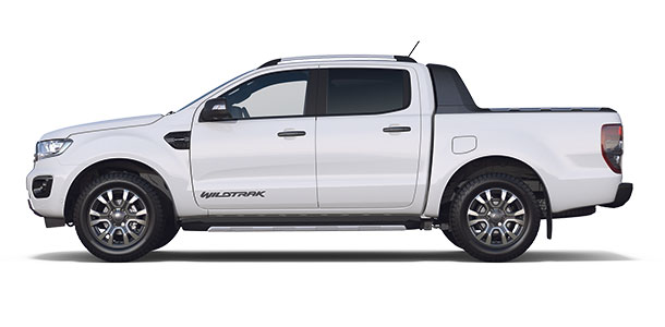 New Ford Ranger Wildtrak Double Cab 2019 Frozen White s
