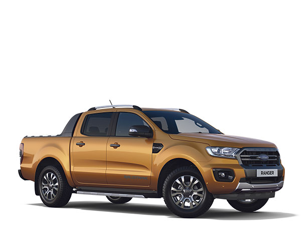 New Ford Ranger Wildtrak Double Cab 2019 Sabre Orange F