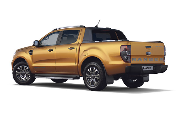 New Ford Ranger Wildtrak Double Cab 2019 Sabre Orange r