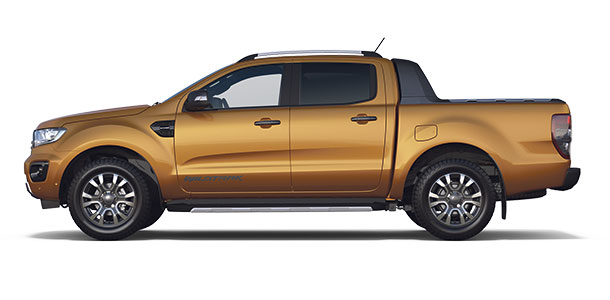 New Ford Ranger Wildtrak Double Cab 2019 Sabre Orange s
