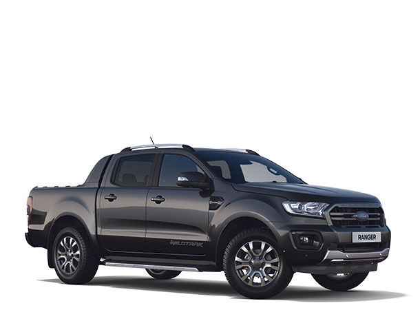 New Ford Ranger Wildtrak Double Cab 2019 Sea Grey F