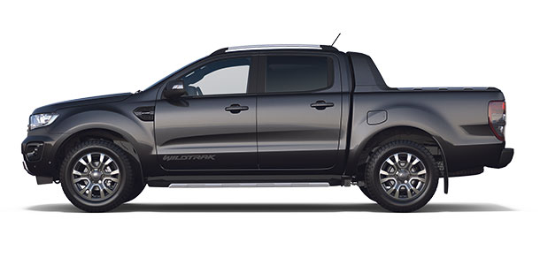 New Ford Ranger Wildtrak Double Cab 2019 Sea Grey r