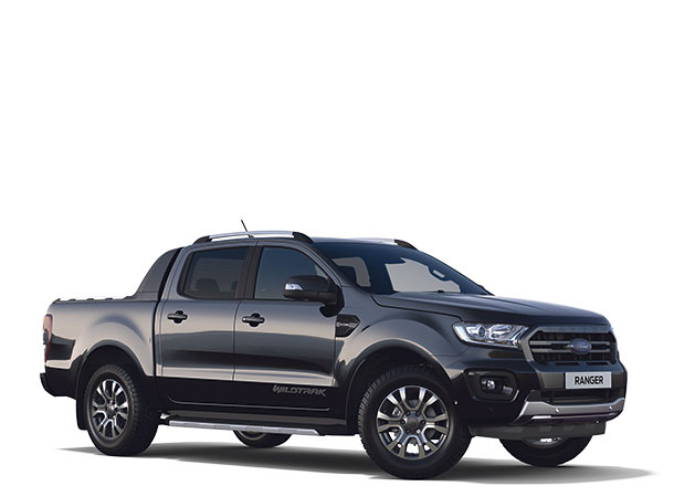 New Ford Ranger Wildtrak Double Cab 2019 Shadow Black F