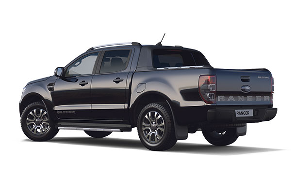 New Ford Ranger Wildtrak Double Cab 2019 Shadow Black r