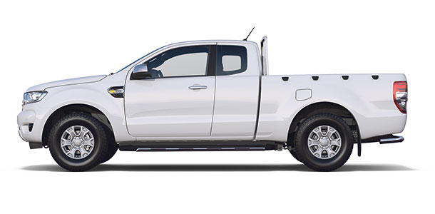 New Ford Ranger XLT Super Cab 2019 White s