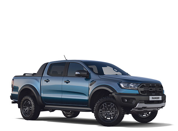 Ranger Raptor - Performance Blue F