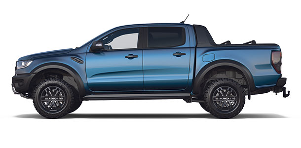 Ranger Raptor - Performance Blue S