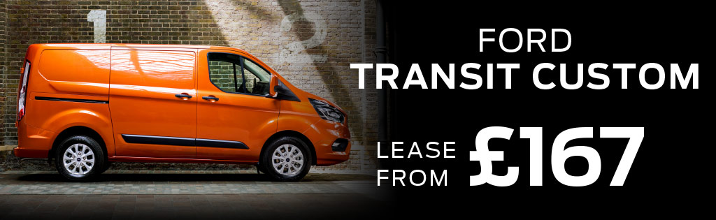 Transit Custom Leasing Deal April 2019