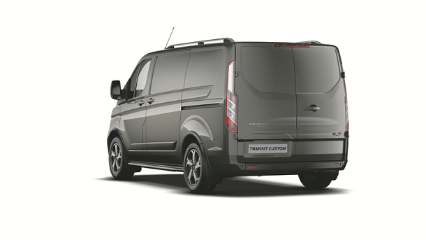 Ford Transit Custom Active Van - Magnetic rear