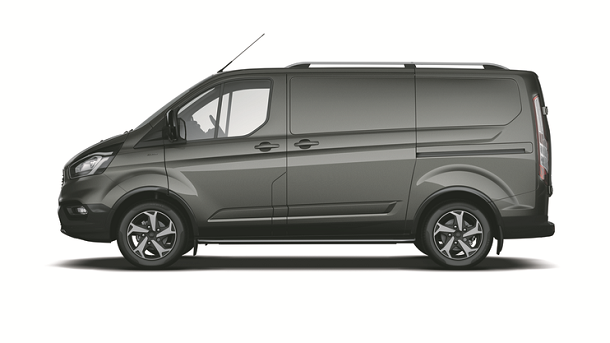 Ford Transit Custom Active Van - Magnetic side