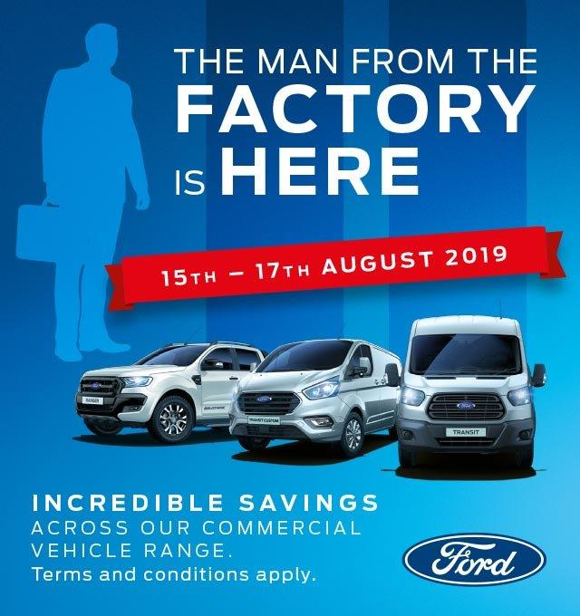 Ford Man From The Factory