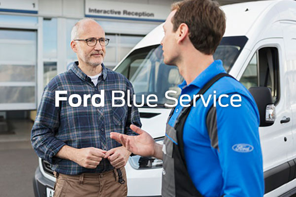 Ford Blue Service