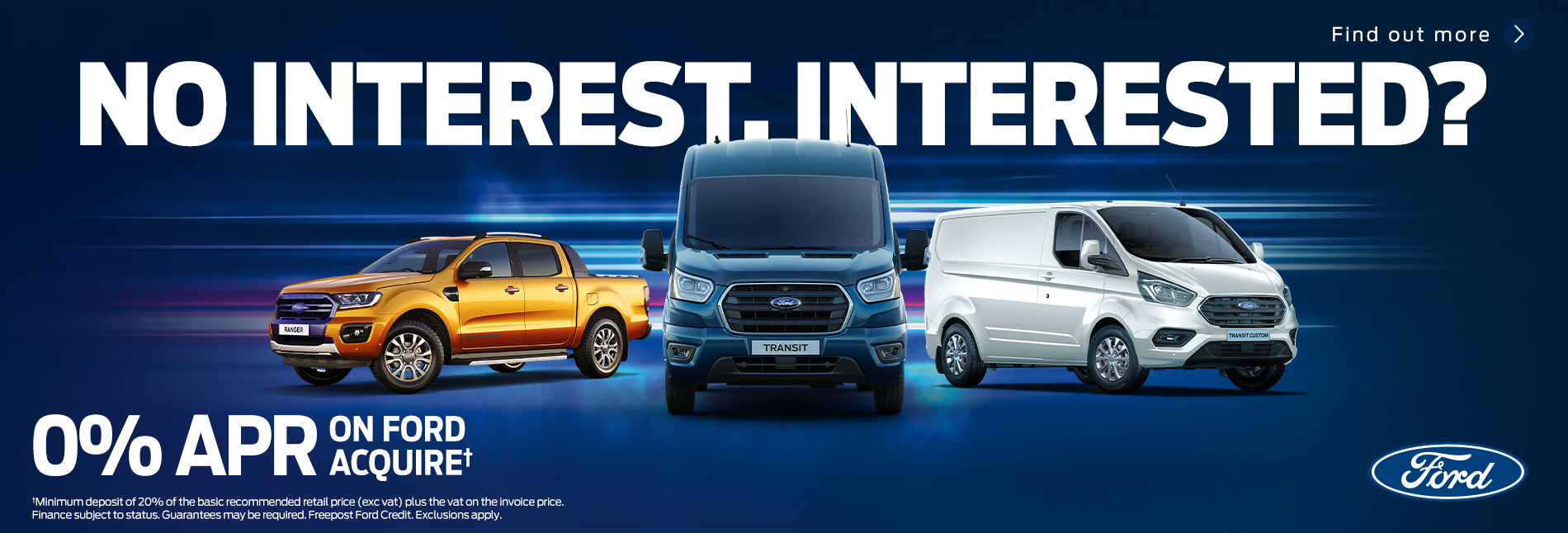 Ford Van Promotions