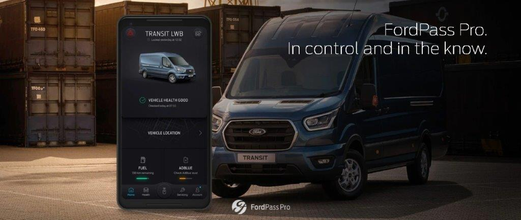 FordPass Pro App Download