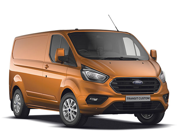 three new ford van launches in 2018 new ford custom deals. Black Bedroom Furniture Sets. Home Design Ideas