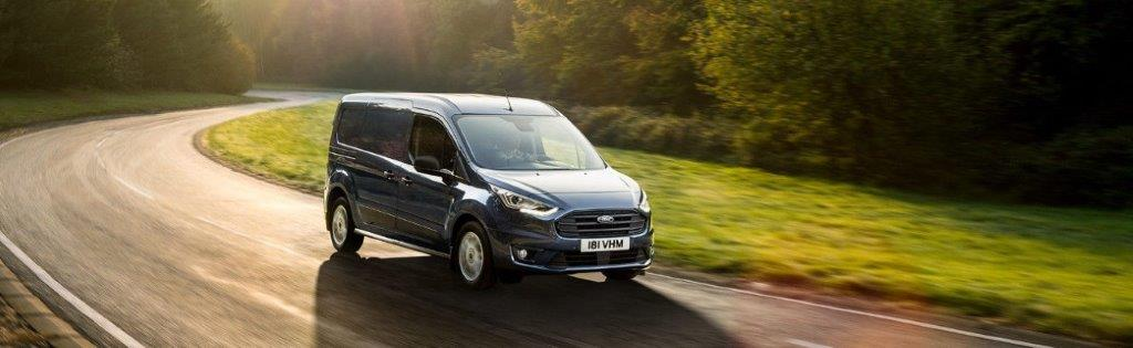 New Ford Transit Connect Launch 2018