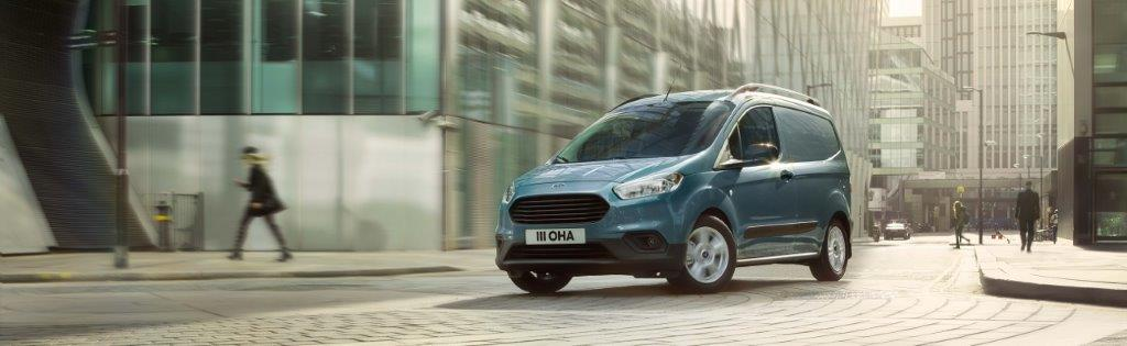 New Ford Transit Courier Launch