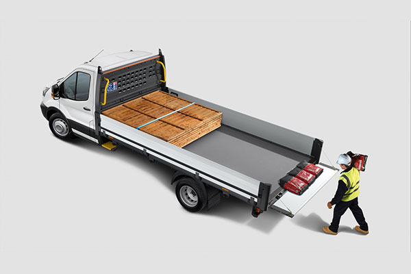 Ford Transit One-Stop Dropside