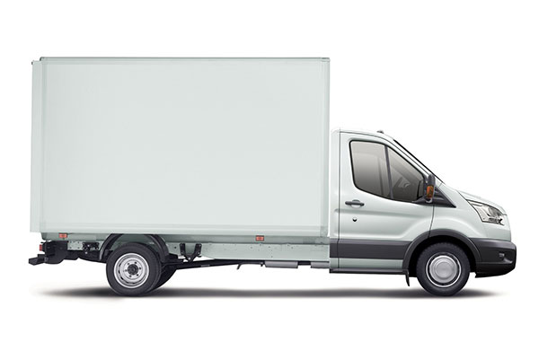 Ford Transit One-Stop Luton & Box Van