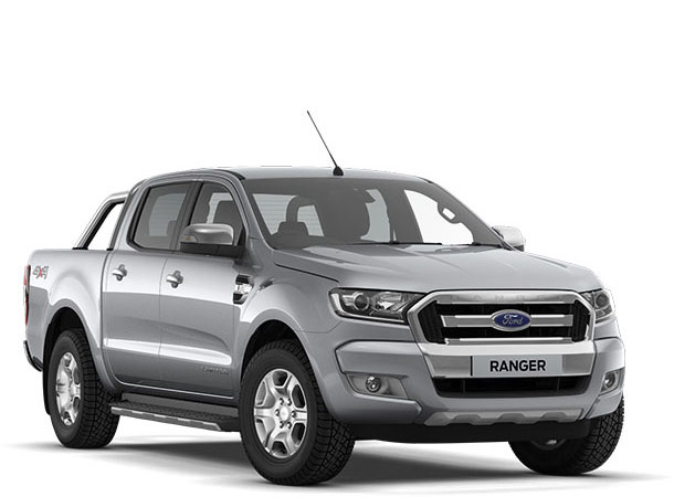Ford Ranger Limited Front