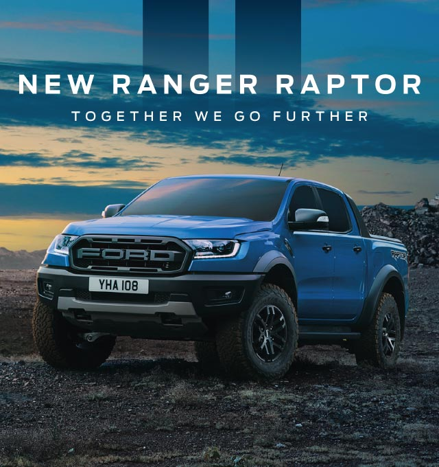 Ranger Raptor Mobile