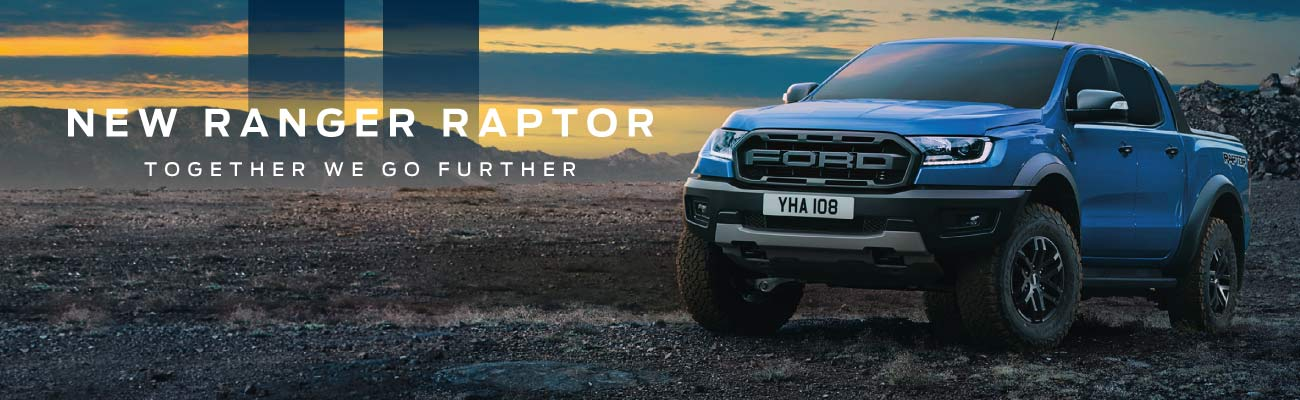 Ranger Raptor New